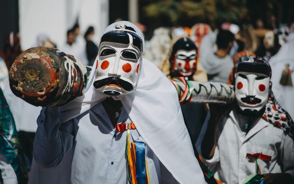 Abuelos dance-San José de Chiquitos