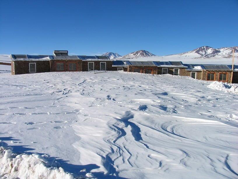 Hotel Tayka del Desierto, Uyuni, Bolivia