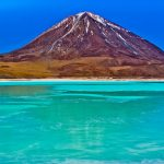 Laguna Verde near San Pedro de Atacama