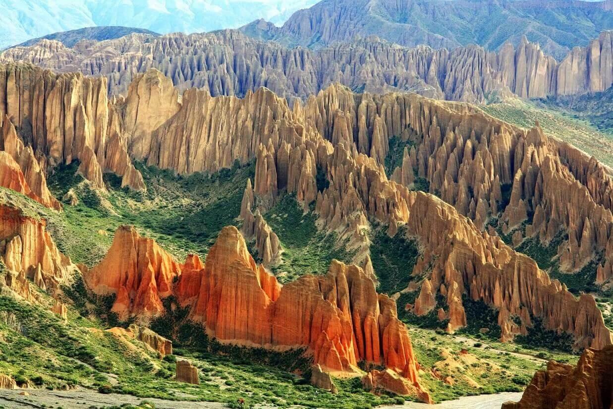 Quebrada de Palala, Tupiza, Bolivia