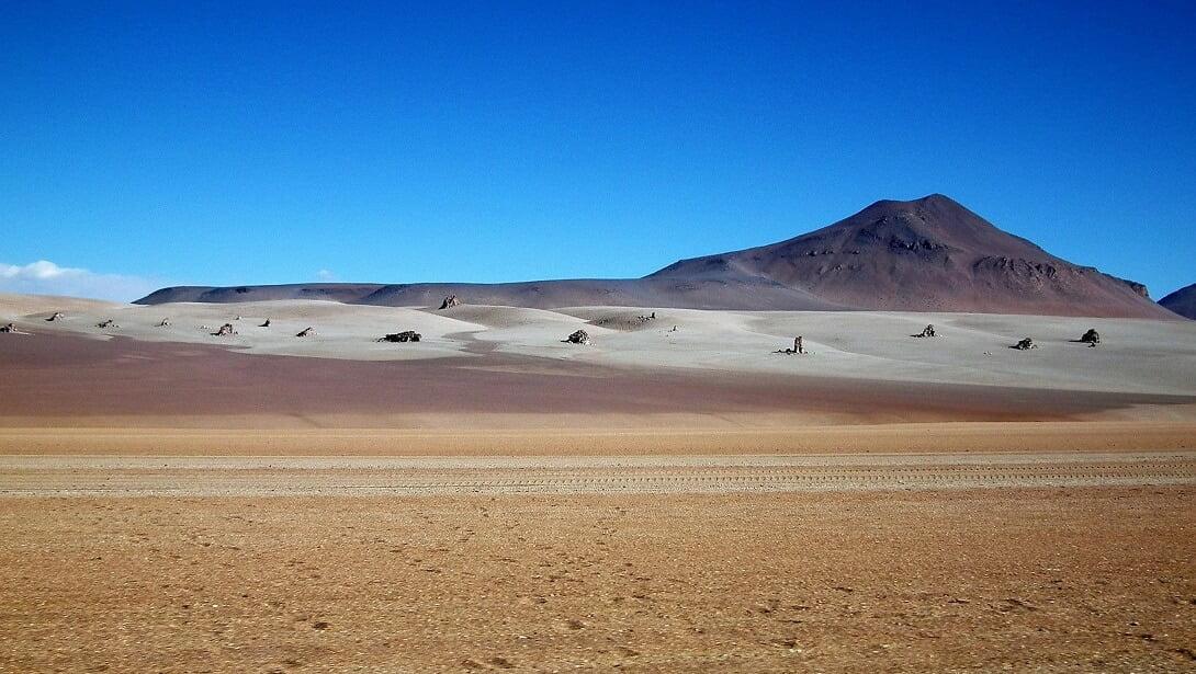 Dalí desert, Uyuni, Bolivia