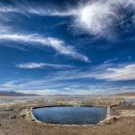 Termas de Polques, Uyuni salt flats