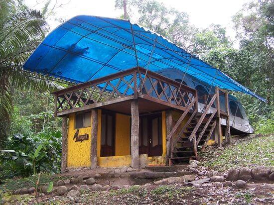 Cabin - Amboro Mataracu Tent Camp