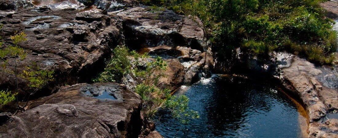 Pool - Mataracu Tent Camp Amboro National Park