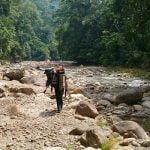 Hiking Amboro NP