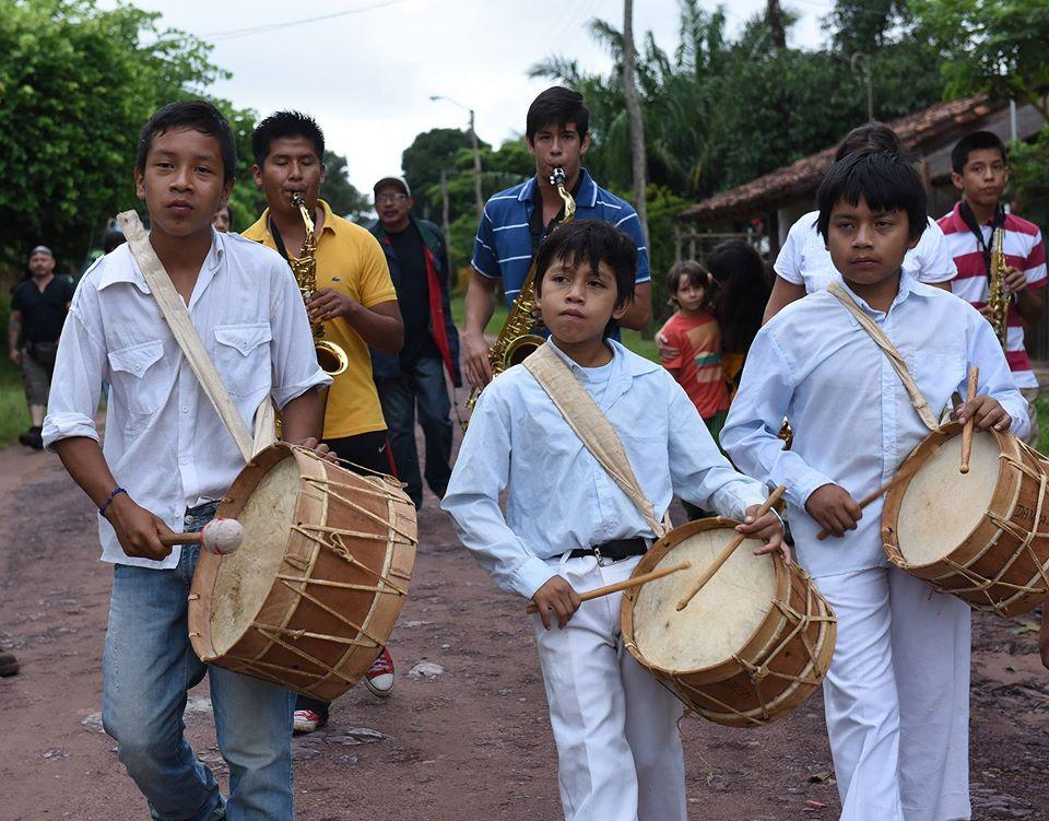 Chiquitano music band