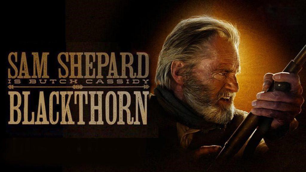 Blackthorn movie poster