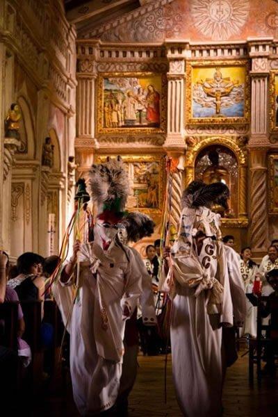 Baroque Music Festival, Chiquitos, Bolivia