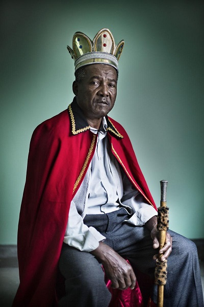 Afro-Bolivian king