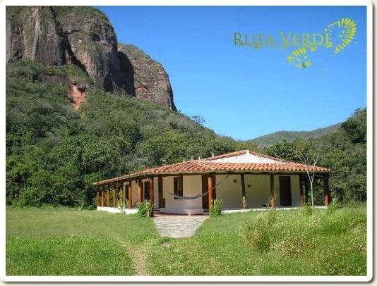 Cabins Refugio Los Volcanes
