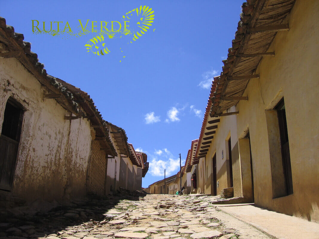 Pucara, Bolivia - che Guevara tour