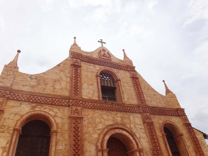 Church San Jose de Chiquitos