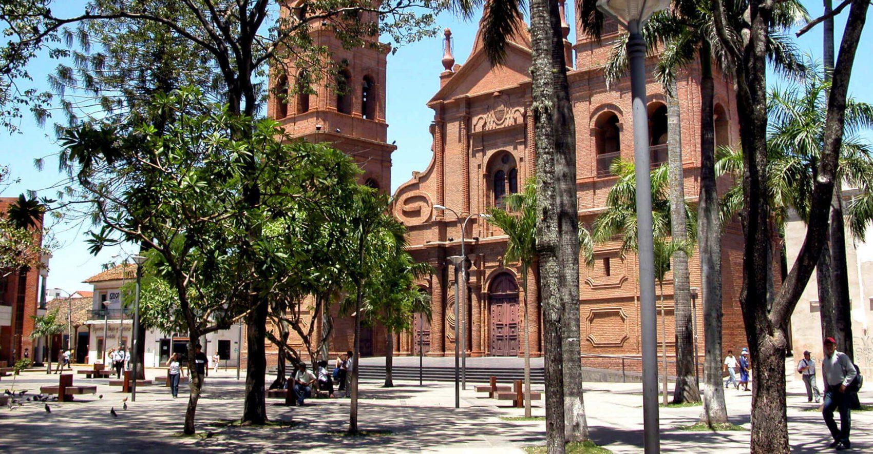 Plaza 24 de Septiembre - City tour Santa Cruz, Bolivia