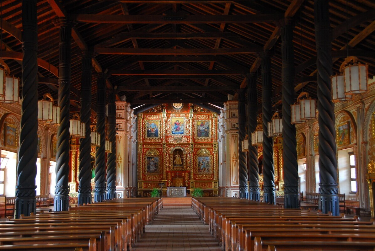 concepcion-church-interior