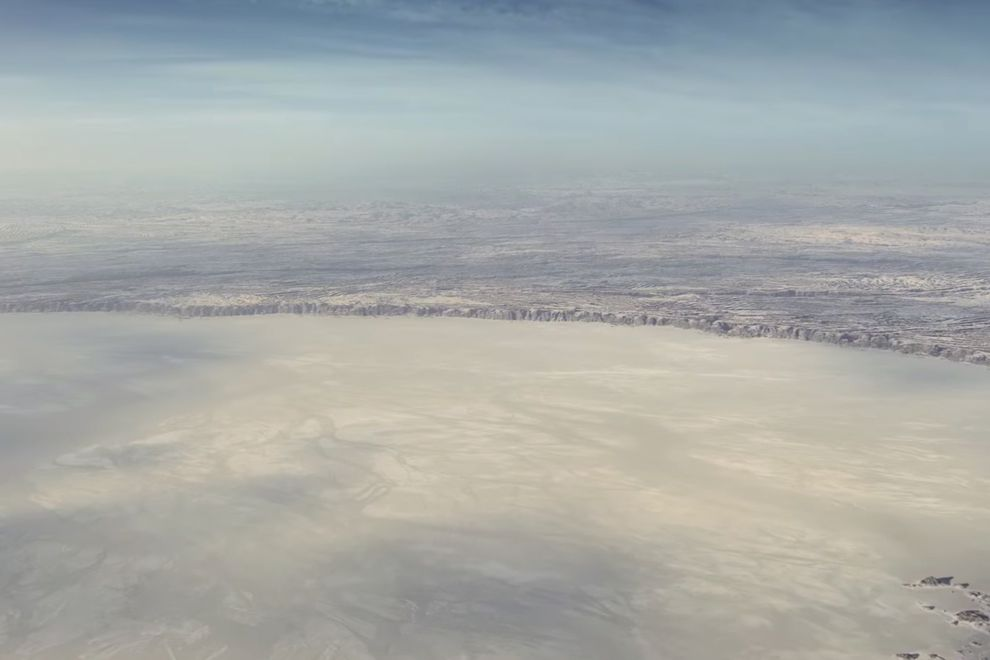 Uyuni salt flats is planet Crait. Photo: Lucasfilm