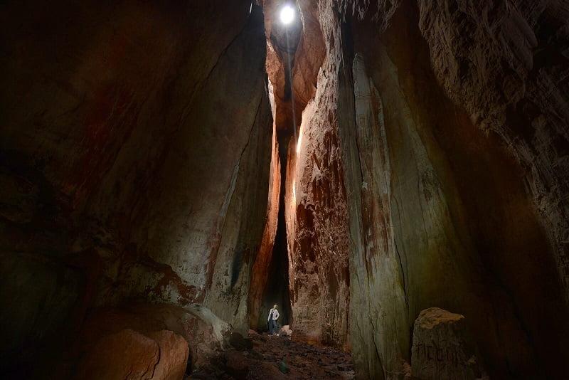 Cave Valle de Tucavaca