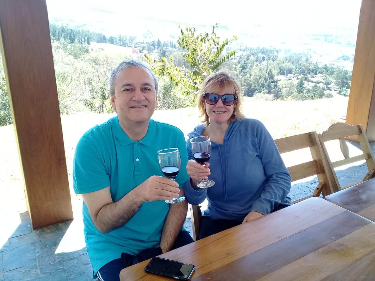 Wine tasting in Samaipata