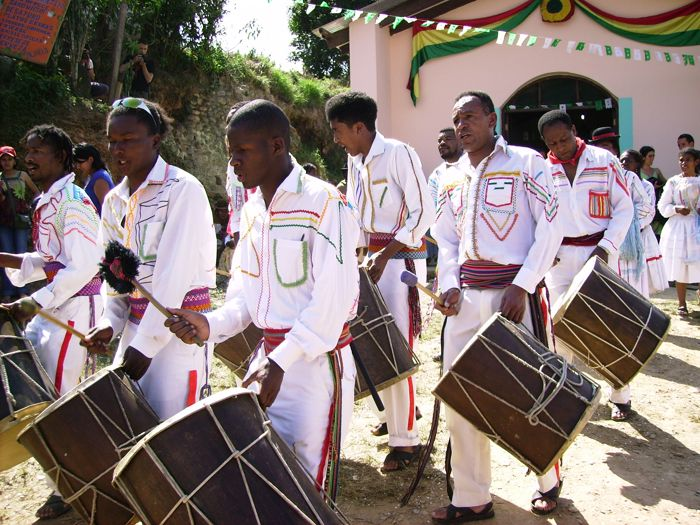 Afro-Bolivian festival