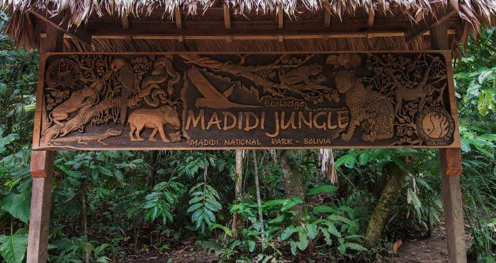 Madidi Jungle Lodge