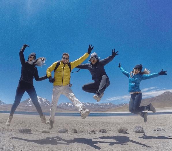 Reserva Eduardo Avaroa, Uyuni salt flats, Bolivia