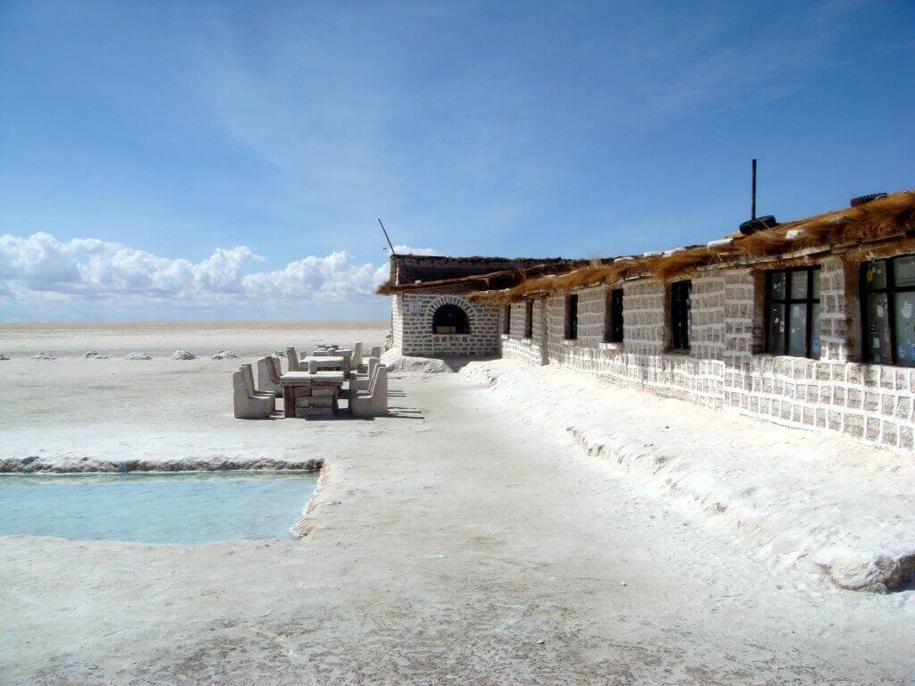 Hotel Luna Salada, Uyuni, Bolivia
