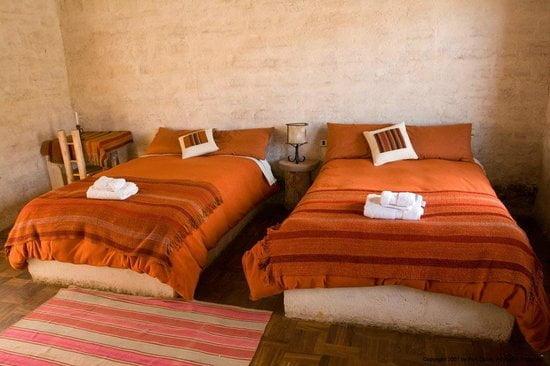 Hotel Tayka de Sal, Uyuni, Bolivia