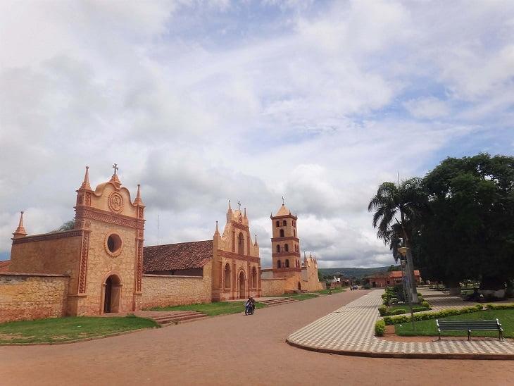 Misión Jesuita San José de Chiquitos