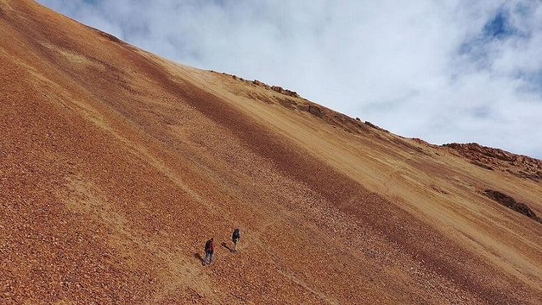 Tunupa volcano, Uyuni Bolivia
