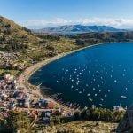Titicaca Lake - Copacabana, Bolivia