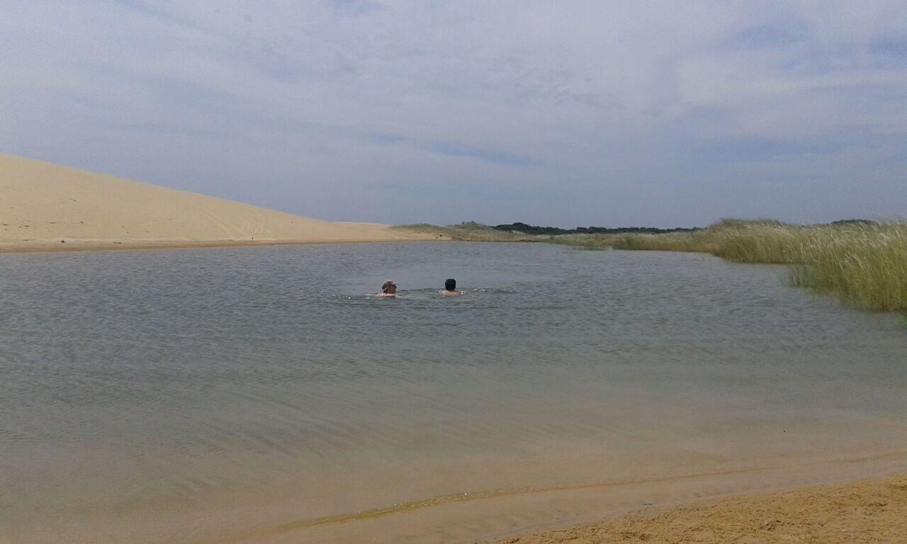 lagoons, Lomas de Arena