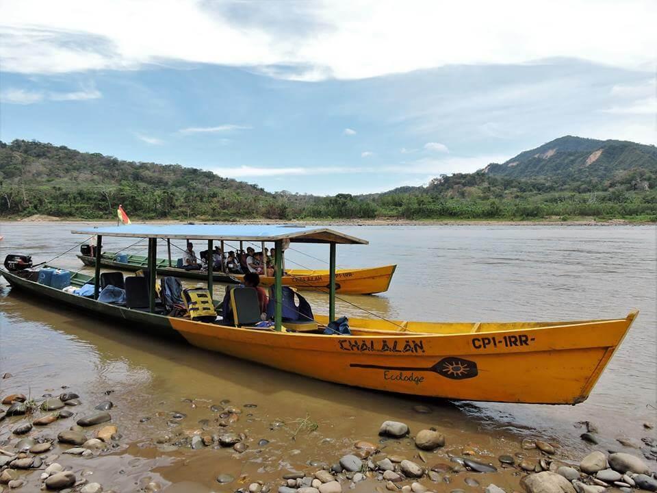 Tuichi river boat trip - Chalalan ecolodge, Madidi national park, Bolivia