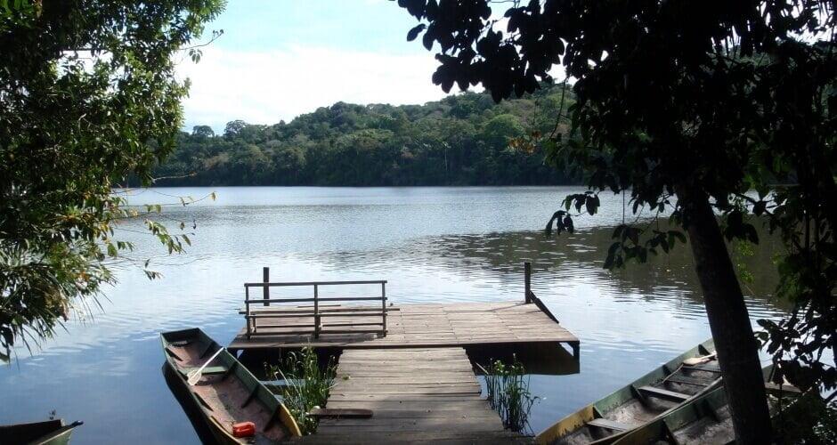 Tuichi river - Chalalan ecolodge, Madidi national park