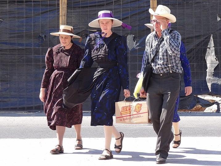Mennonites in Bolivia