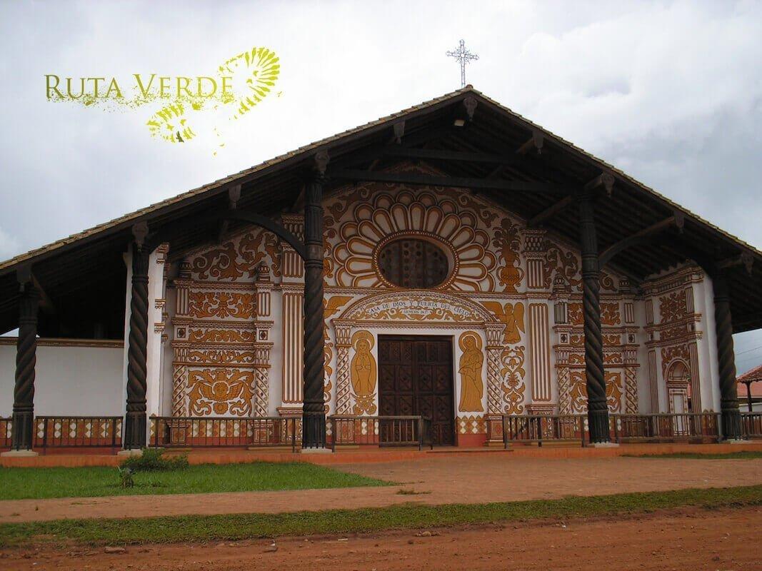 Concepcion Jesuit Missions Chiquitania Bolivia