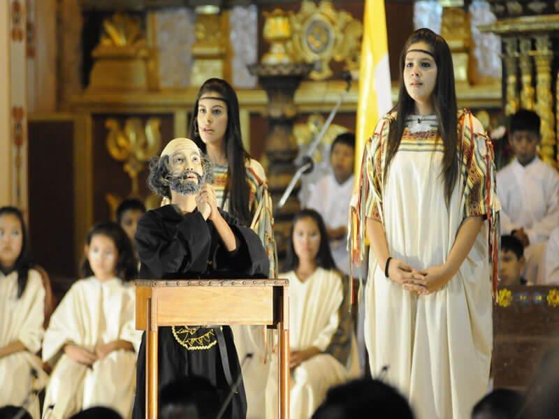Opera San Ignacio de Loyola, Baroque Music Festival Chiquitos, Bolivia