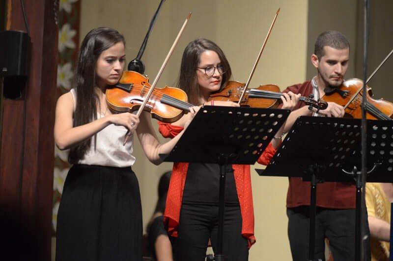 Baroque Music Festival Chiquitos, Bolivia