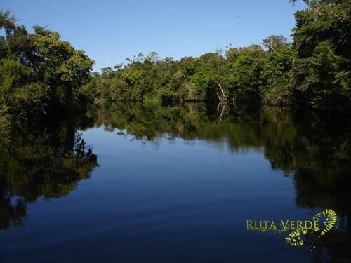 Guapay river - Los Fierros, Noel Kempff national park