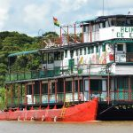 Reina de Enin Bolivian Amazon cruiser