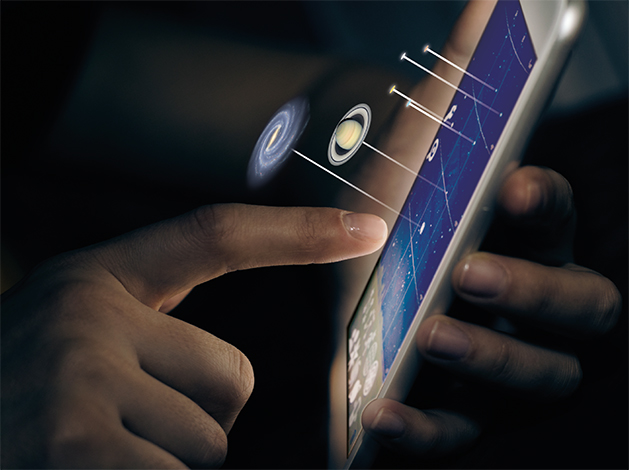 stargazing smartphone