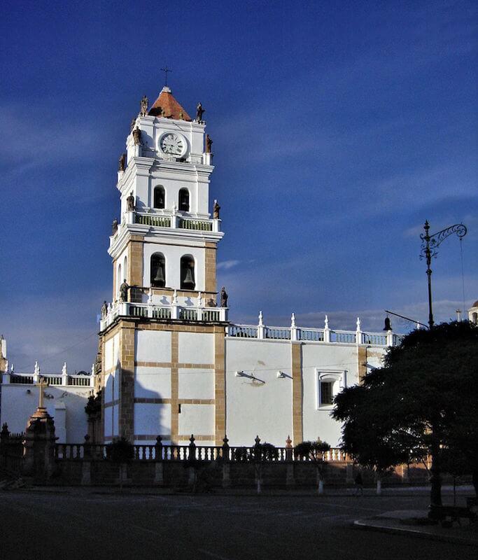 Catedral San Felipe de Neri - Sucre, Bolivia