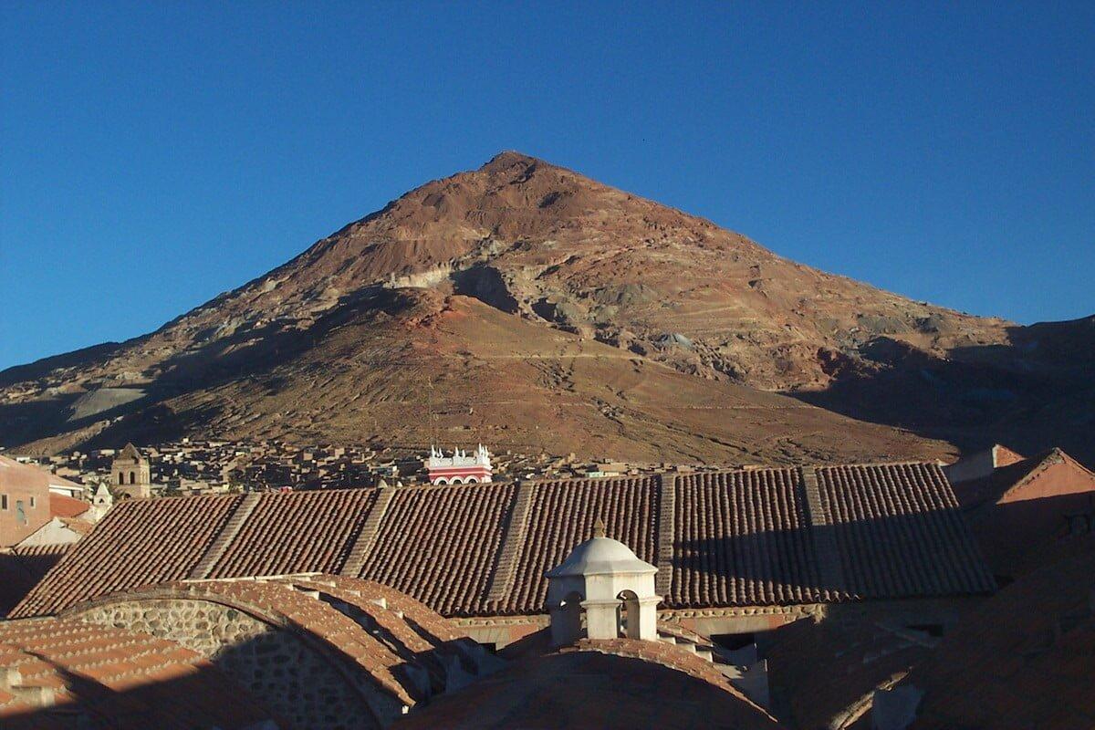 Cerro Rico - Potosi, Bolivia