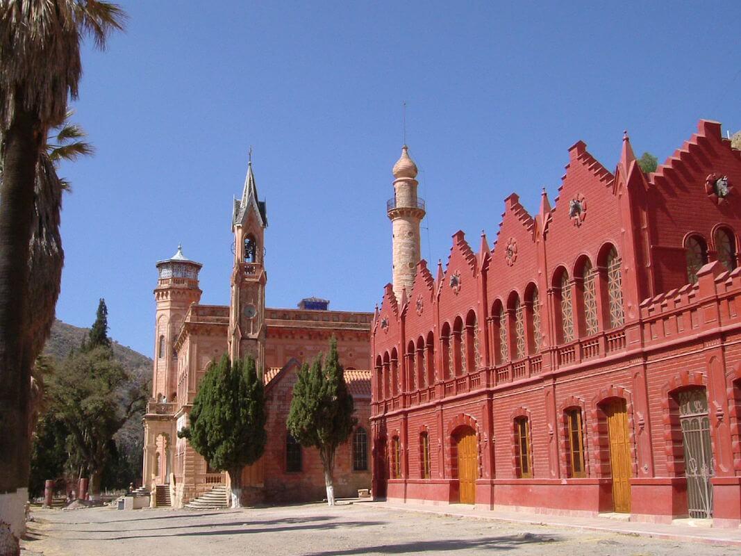 La Glorieta Palace - Sucre, Bolivia