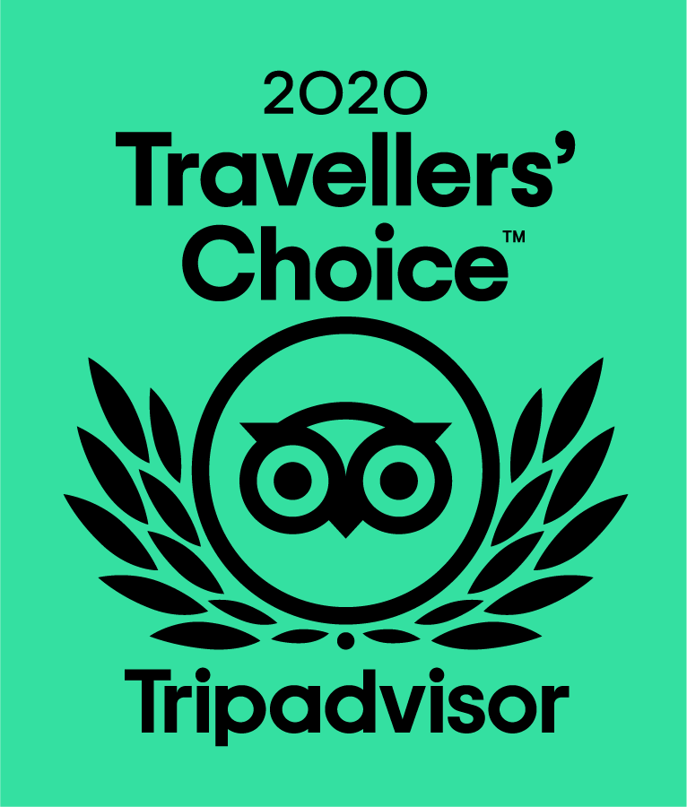 Tripadvisor Traveller Choice 2020