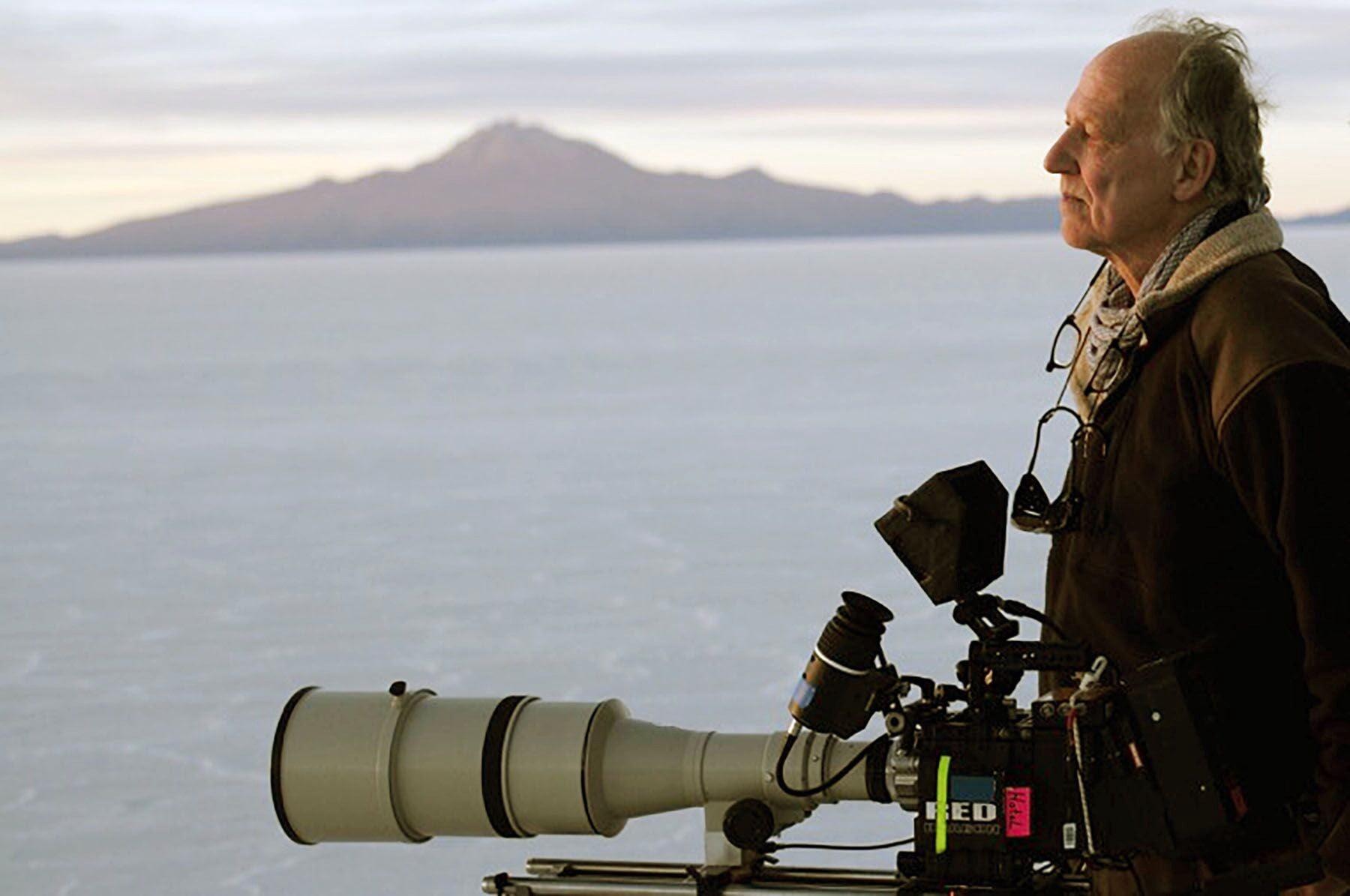 Werner Herzog Salt and Fire movie